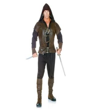Assassin plus Costume