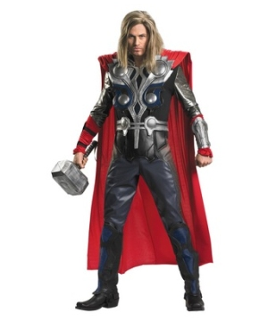 Avengers Thor Mens Costume Theatrical
