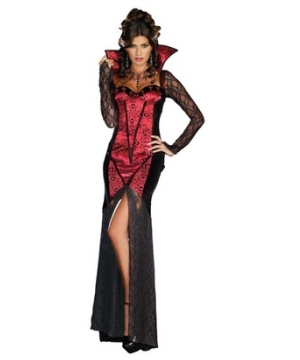 Bite Vampire Women Costume