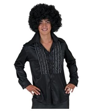 Black Saturday Night Men Costume