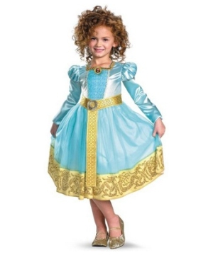 Brave Merida Kids Costume