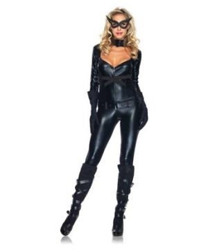 Cat Girl Womens Costume