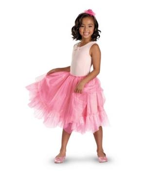 Charmed Pink Kids Petticoat