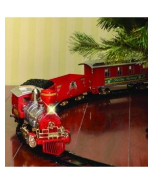 Christmas Jumbo Train Set