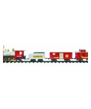 Christmas Santa Jumbo Train Set