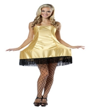 Christmas Story Leg Lamp Women Costume