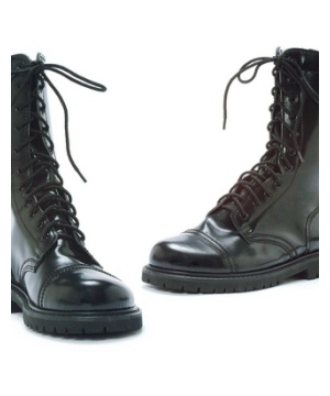 Combat Boots Adult Shoes