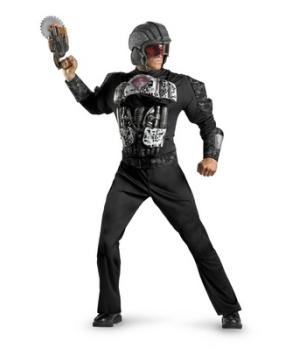 Commando Chief Costume