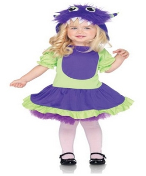 Cuddle Monster Baby Costume