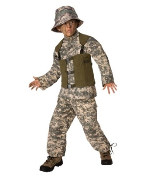Delta Force Boys Costume
