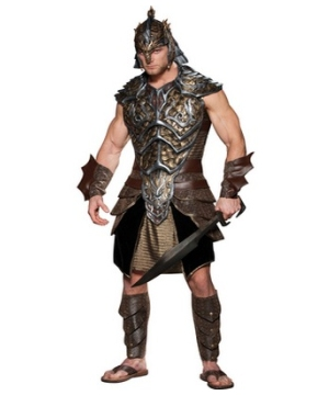 Dragon Lord Mens Costume Theatrical