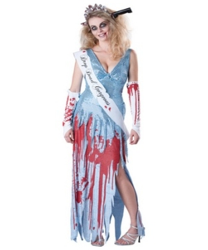 Drop Dead Women Costume