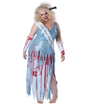Drop Dead Women plus size Costume