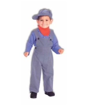 Engineer Boys Costume