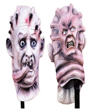 Face Hugger Mask