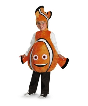 Finding Nemo Disney Boys Costume