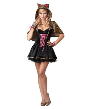 Frisky Kitty Women Costume