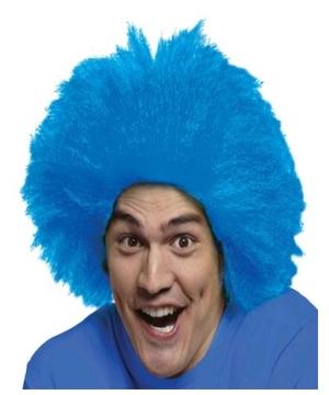 Fun Blue Wig