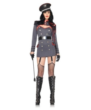 General Punishment Women Costume