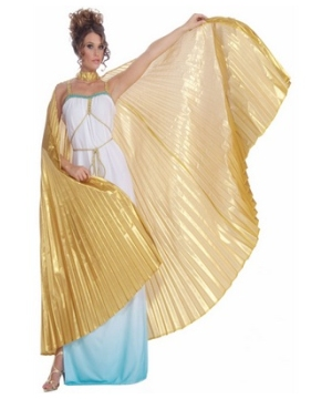 Golden Isis Theatrical Wings