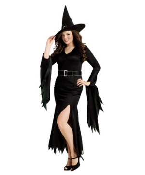 Gothic Witch plus size Costume
