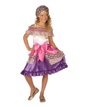 Gypsy Girl Costume