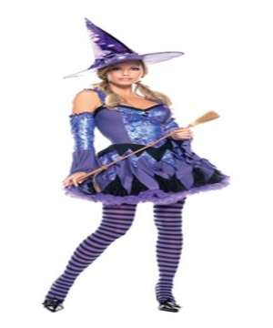 Gypsy Witch Women Costume