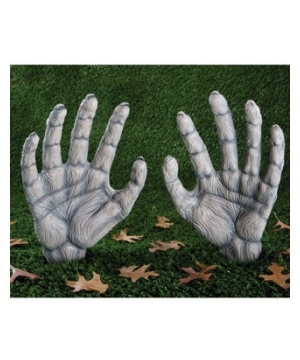 Hand Lawn Stakes Halloween Decoration
