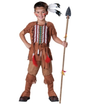 Handsome Indian Boys Costume