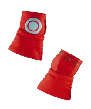 Iron Man Gauntlets Kids Costume Accessory