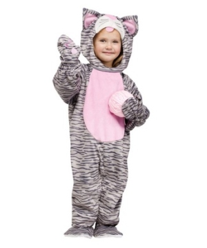 Kitten Toddler Girls Costume