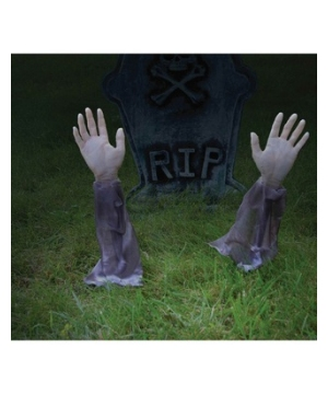 Lawn Stakes Halloween Decoration