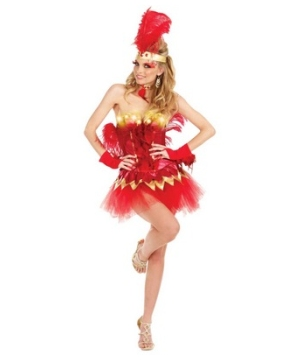 Light up Women Costume