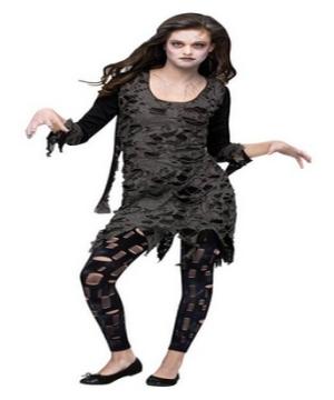 Living Dead Costume
