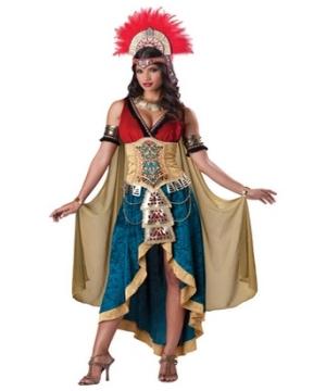 Mayan Queen Costume