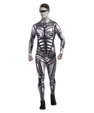 Mens Robot Halloween Costume