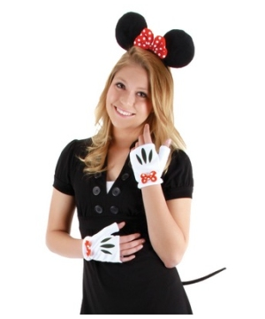 Minnie Mouse Costume Kit