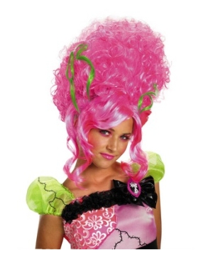 Monster Bride Kids Wig