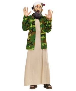 Most Wanted Osama Costume