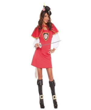 Adult Musketeer Costume 71