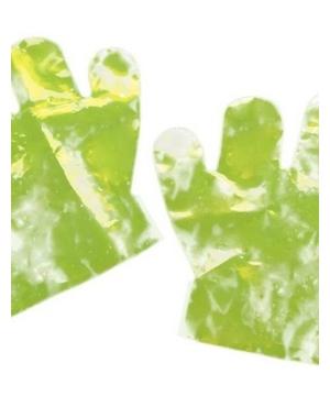 Neon Glow Hands Kids Gloves