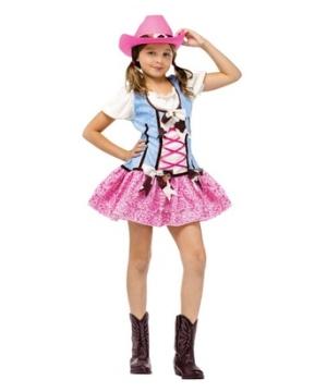Rodeo Girls Costume