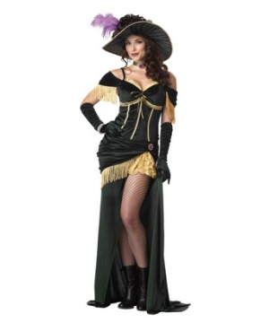 Saloon Madame Women Costume