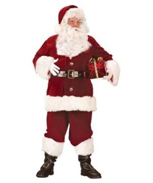 Santa Mens Costume