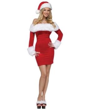 Santa S Women Costume