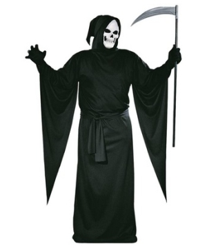 Scary Grim Reaper Adult Costume