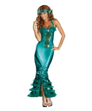 Sexy Mermaid Women Costume