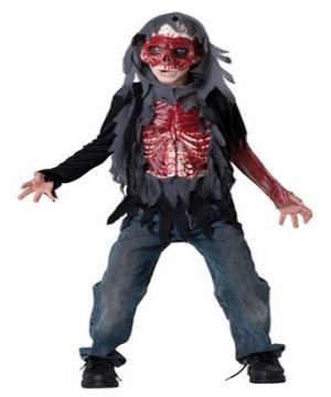 Skinned Alive Costume