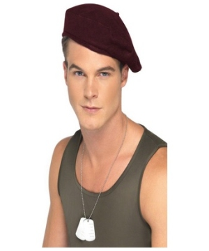 Soldiers Beret Adult Hat