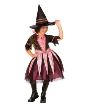 Sparkle Witch Kids Costume